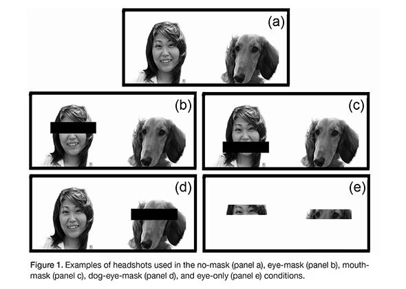 Human Dog Look Alike study