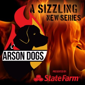 Arson Dogs Cover