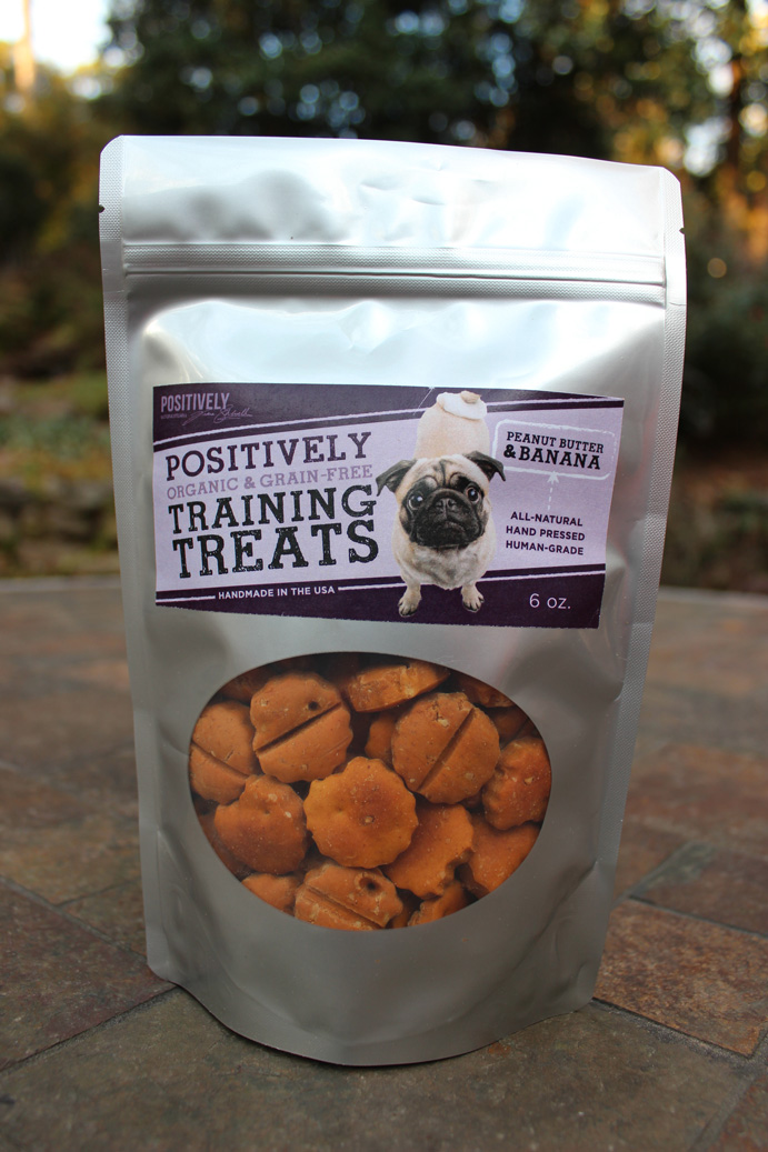 Victoria Stilwell announces new Positively Training Treats
