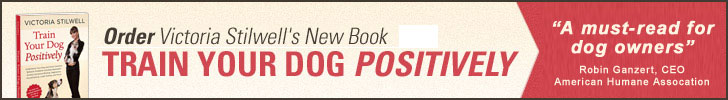 Order dog trainer Victoria Stilwell's latest book, Train Your Dog Positively