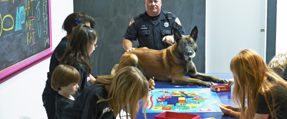 Photo: AP/K9s4Kids, Josh Welch