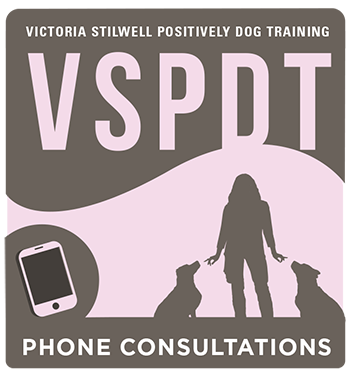 Book a phone or Skype dog training consultation with a Victoria Stilwell-licensed trainer